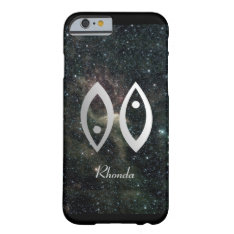 Pisces Zodiac Star Sign Universe Barely There Iphone 6 Case at Zazzle