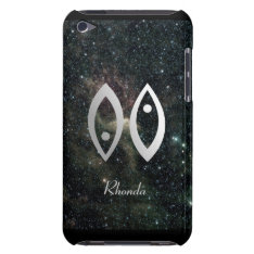 Pisces Zodiac Star Sign Universe Barely There Ipod Case at Zazzle