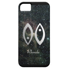 Pisces Zodiac Star Sign Universe Iphone Se/5/5s Case at Zazzle