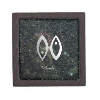 Pisces Zodiac Star Sign Universe Premium Gift Boxes