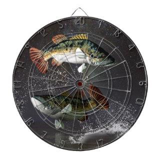 Pisces Zodiac Symbol Dartboards