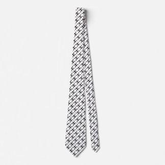 Pisces Zodiac Symbol Standard Tie