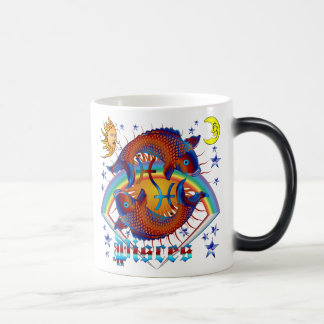 Pisces-Zodiac-V-1 Magic Mug