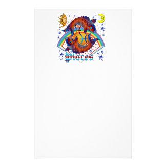 Pisces-Zodiac-V-1 Stationery