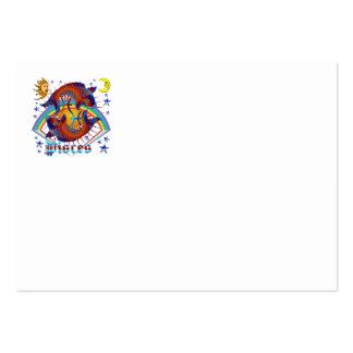 Pisces-Zodiac-V-1 Plantilla De Tarjeta Personal