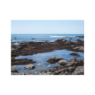 Piscina 4 de la marea impresiones en lona estiradas
