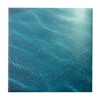 Piscina de California Azulejo Cuadrado Pequeño