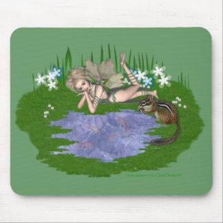 Piscina de la reflexión, www.zazzle.com/ClaraChand Tapete De Raton