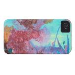 Piscina de la roca Case-Mate iPhone 4 protectores