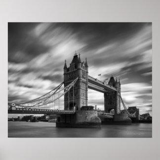 Piscina de Londres, Inglaterra Poster