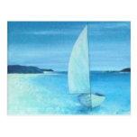 Piscina de St Helens, islas de Scilly, Cornualles Tarjeta Postal