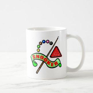 Piscina del billar tazas