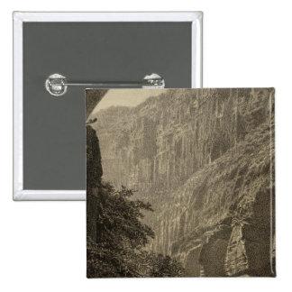 Piscina del goteo, barranco de Kanab Pin Cuadrado