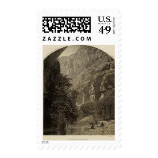 Piscina del goteo, barranco de Kanab Franqueo
