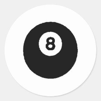 Piscina del Ocho-Ball
