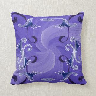 Piscina del remolino almohadas