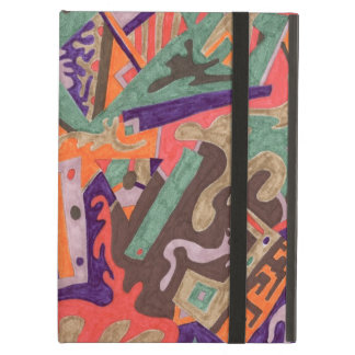 Piscina Geo-Orgánica, arte abstracto