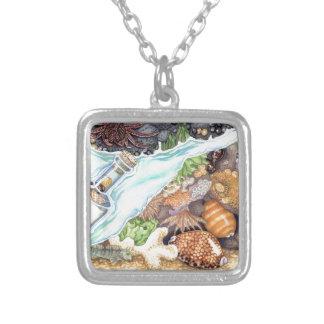 Piscina hawaiana de la marea colgante cuadrado