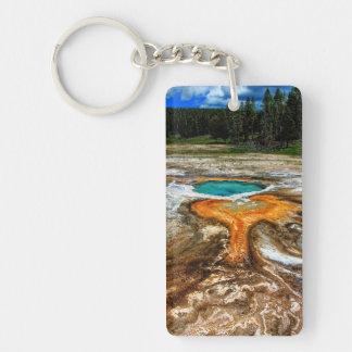 Piscina la termal de Yellowstone Llavero