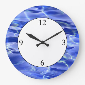Piscina Reloj De Pared