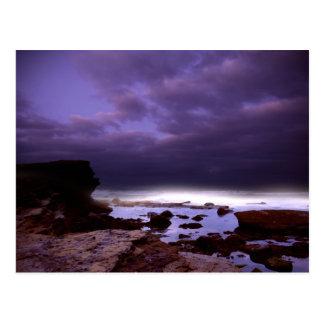 Piscinas de la marea de Cabrillo Postales