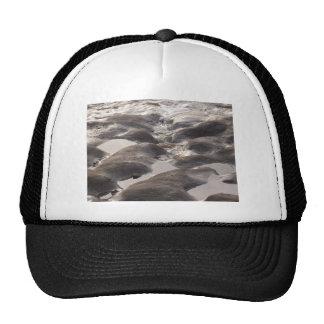 Piscinas de la marea gorros bordados