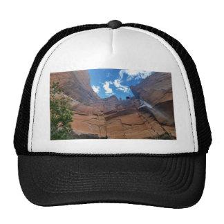 Piscinas esmeralda que lloran el parque nacional gorra