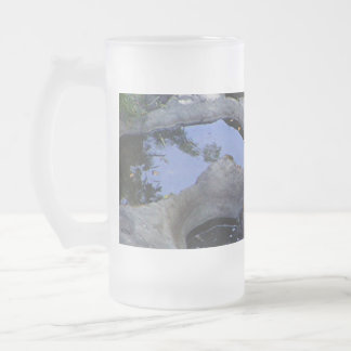 Piscinas reservadas taza de cristal