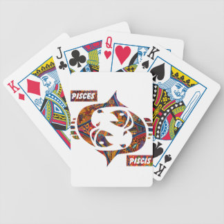 PISCIS HOROSCOPES MAYAN PRODUCTS DECK OF CARDS
