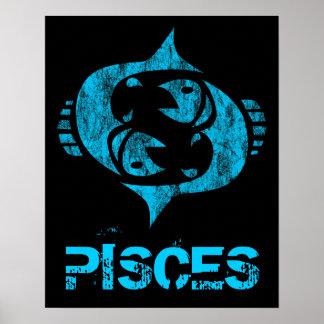 Piscis Poster