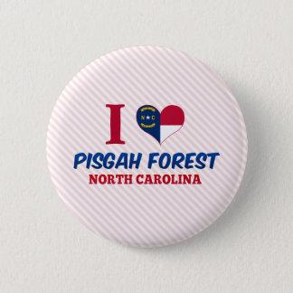 Pisgah Forest, North Carolina Button