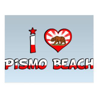 Pismo Beach, CA Postcard