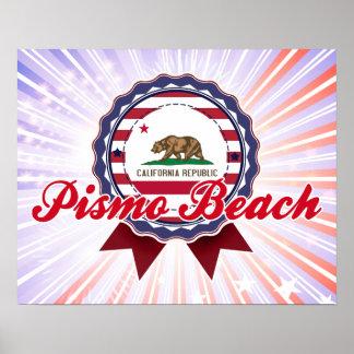 Pismo Beach, CA Poster