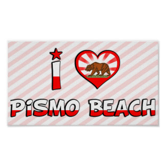 Pismo Beach, CA Posters