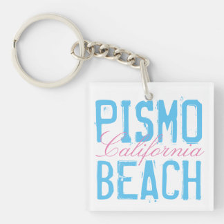 Pismo Beach California Keychain