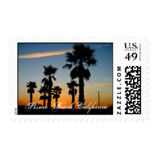 Pismo Beach, California Postage