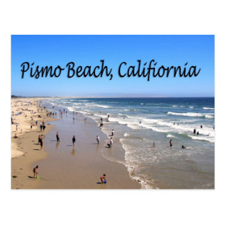 Pismo Beach, California Postcard