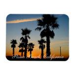 Pismo Beach, California Rectangular Magnets