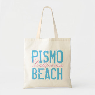 Pismo Beach California Tote Bag