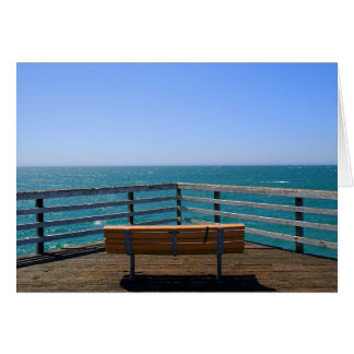 Pismo Beach Greeting Card