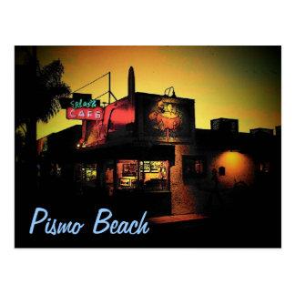 Pismo Beach Postcard