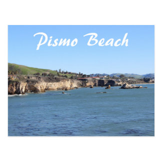 Pismo Beach Postcard! Postcard