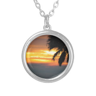 Pismo Beach Silver Plated Necklace