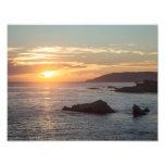 Pismo Beach Sunset print Photo