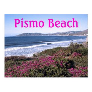Pismo Beach Travel Postcard