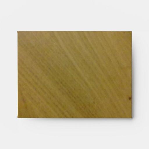 Piso de madera sobres
