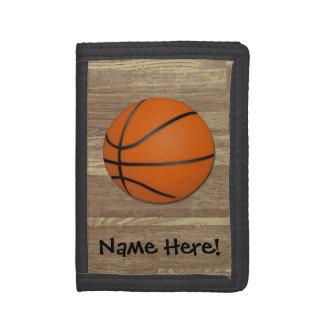 Piso personalizado de madera del baloncesto