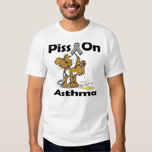 Piss en asma playeras