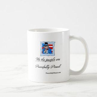 Pissed pacífico. COM Taza De Café