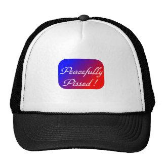 Pissed pacífico gorras
